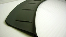 Wald GT-R Sports Line rear wing armor