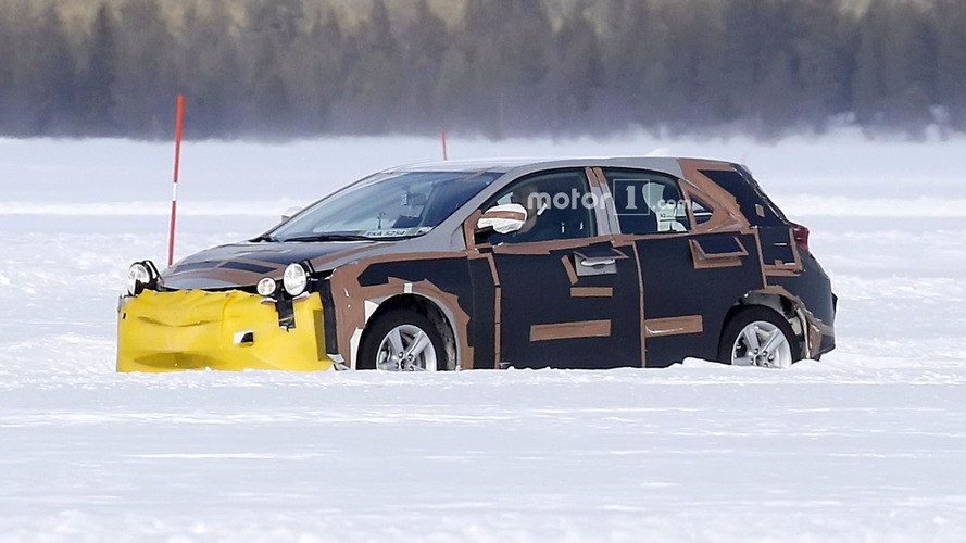 New Toyota Auris Spied Looking Really Weird