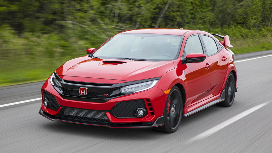 Honda Wants More Powerful Civic Type R