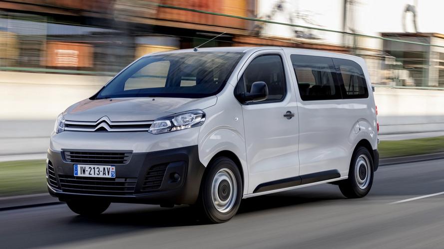 Oficial - Novos Peugeot Expert e Citroën Jumpy serão montados no Uruguai ainda em 2017