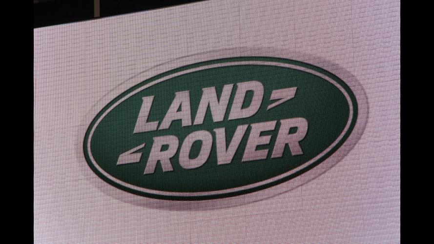 Land Rover al Salone di Ginevra 2012