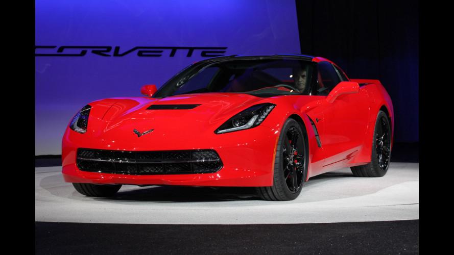 Chevrolet al Salone di Detroit 2013