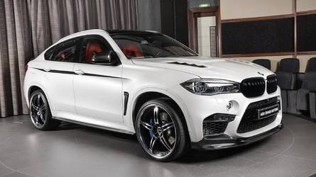 BMW X6 M With 23-Inch Wheels Makes The Urus Look Restrained