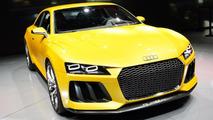 Audi Sport Quattro Concept debut in Frankfurt