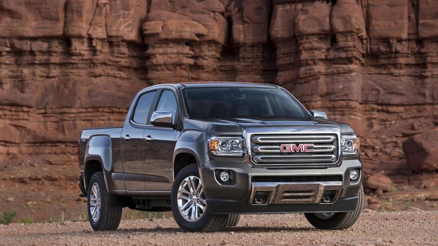 2015 Chevrolet Colorado & GMC Canyon performance specs released