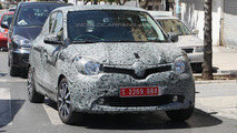 2014 Renault Twingo spy photo