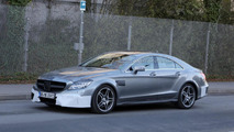 2015 Mercedes-Benz CLS 63 AMG facelift spy photo