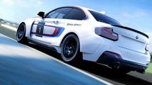 BMW M235i Racing