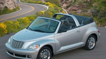 The PT Cruiser Convertible has been eliminated