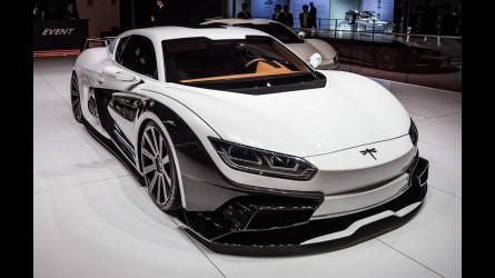 Qiantu K50 Event!, la nuova supercar cinese