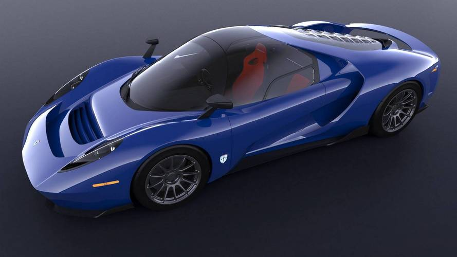 SCG 004S Unveiled: 650 HP, Central Driver's Seat, Gated Shifter