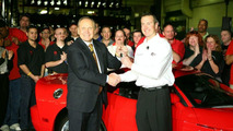 Dodge Viper Reaches 25,000 Milestone