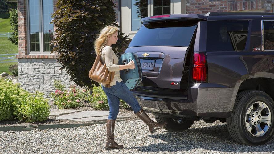 2015 Chevrolet Tahoe & Suburban Z71 announced