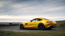 New Mercedes-AMG GT mega gallery released (162 photos)
