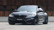 BMW M4 Coupe tuned to 520 HP by G-Power