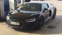 Audi R8 in Sweden / GT Board