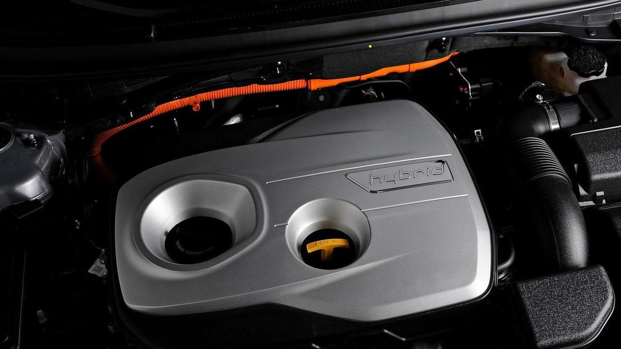 2016 Hyundai Sonata Plug-in Hybrid Electric Vehicle