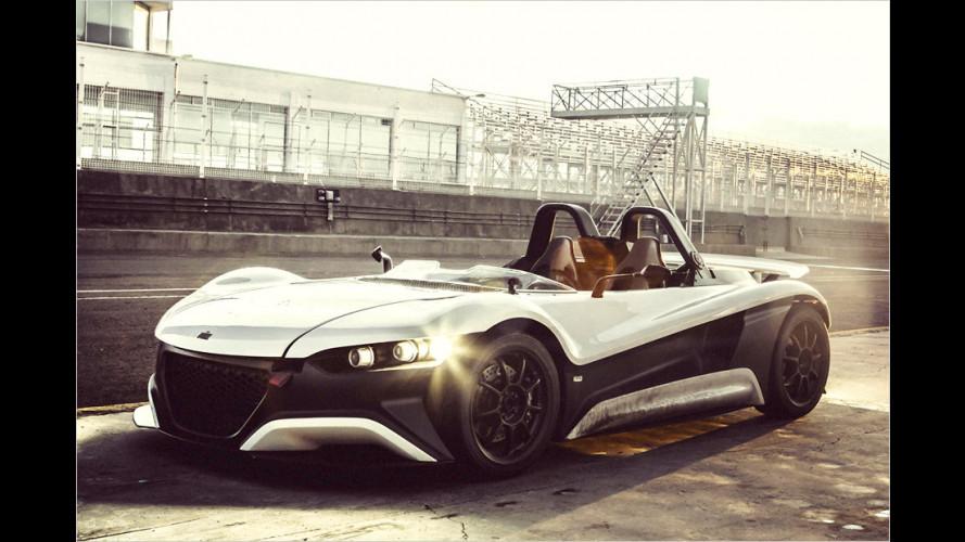 Schnellstes Car von Mexiko