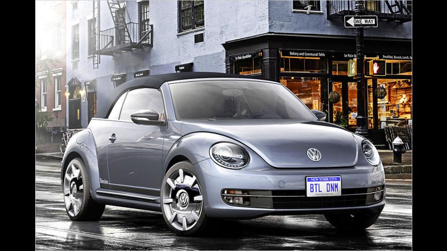 Farbverschiebung bei Volkswagen
