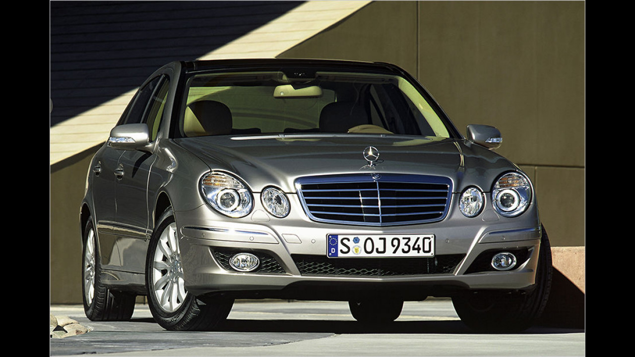 Mercedes W 211 (2003)