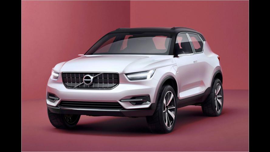Volvo: Abschied vom Verbrenner