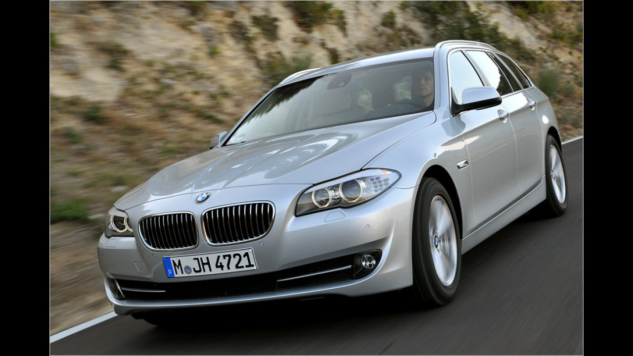 Bester Motor bis 2 Liter Hubraum: BMW-Vierzylinder-Twinturbo