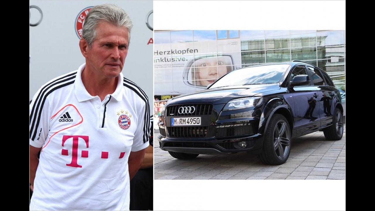Jupp Heynckes: Audi Q7