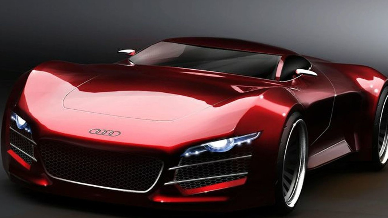 Audi Supercar To Be Very Special Not Approved Yet