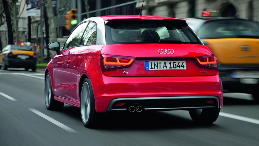 First Look: Audi A1 S-Line Sport Package