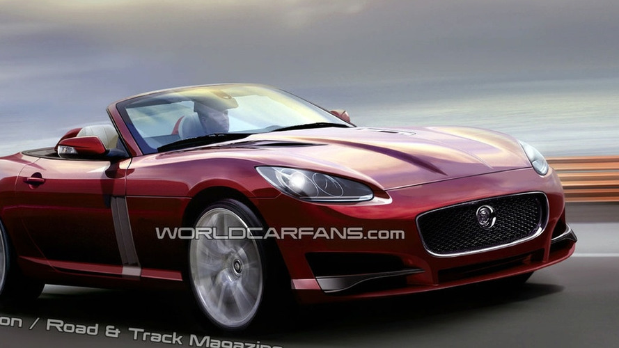 Jaguar XF Based Coupe or Roadster Plus Lightweight Sports Car On the Way