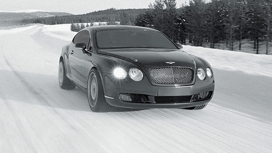 Bentley to offer ice driving experience in Finland