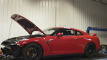 Switzer Nissan GT-R with P700 package