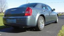 Barack Obama's old Chrysler 300C