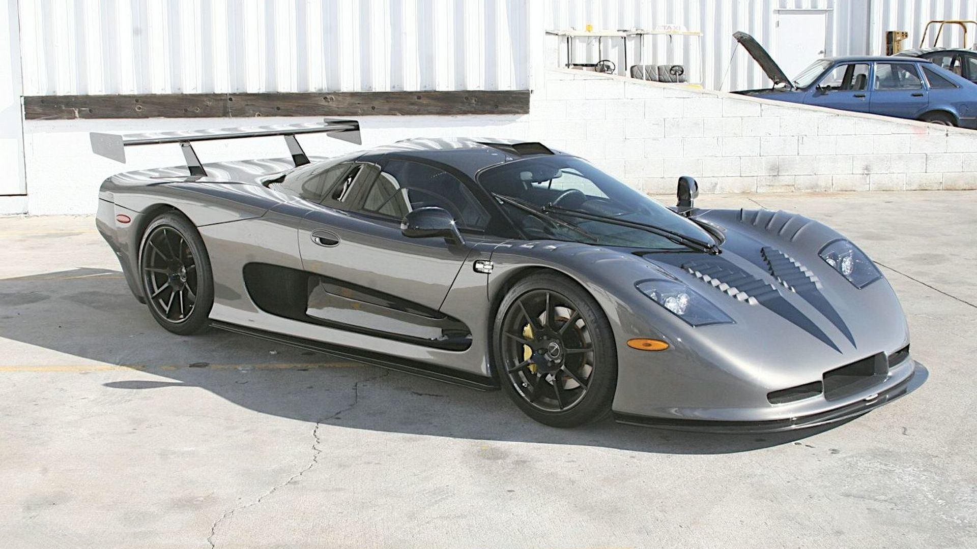 mosler mt900 gtr xx twin turbo land shark revealed. Black Bedroom Furniture Sets. Home Design Ideas