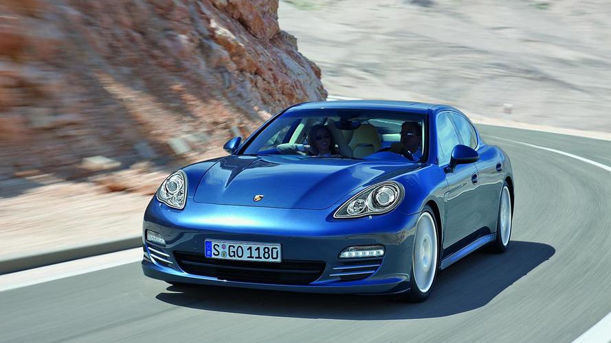 Porsche Panamera diesel confirmed for production