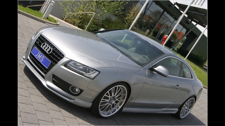 Operation Coupé: JMS verpasst dem Audi A5 den ,Racelook