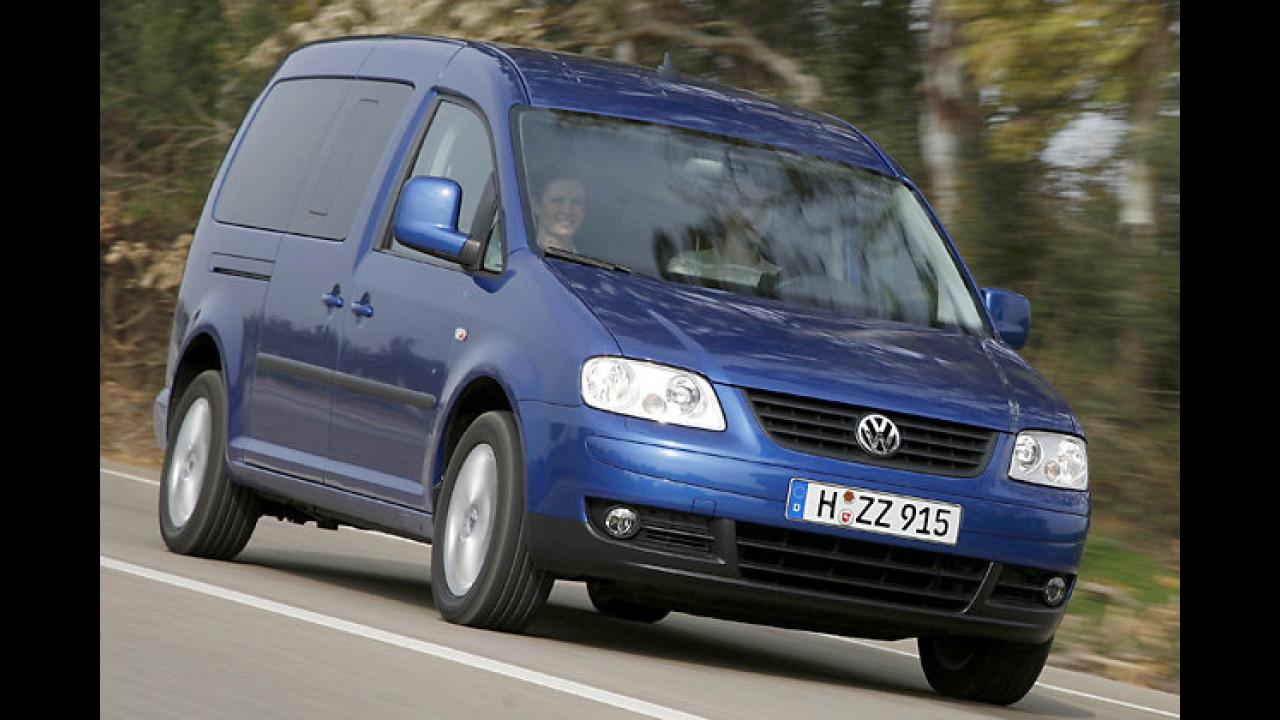 Nutzfahrzeuge: VW Caddy