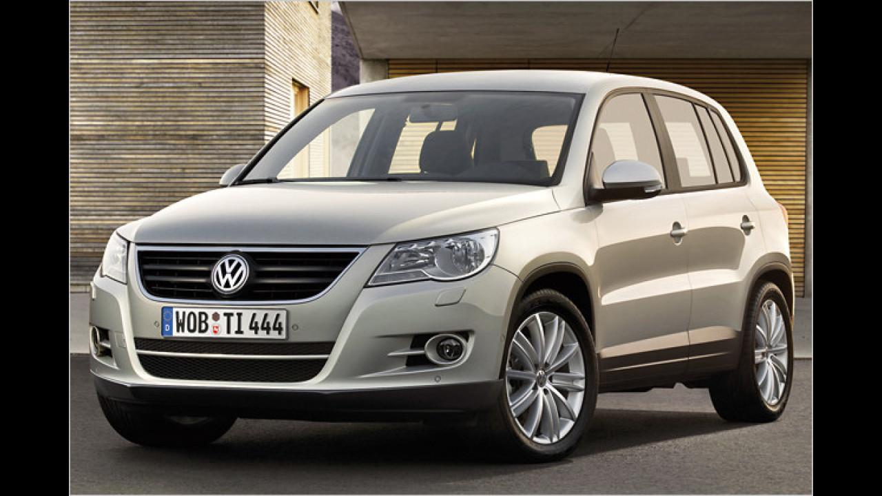 VW Tiguan 1.4 TSI Trend & Fun