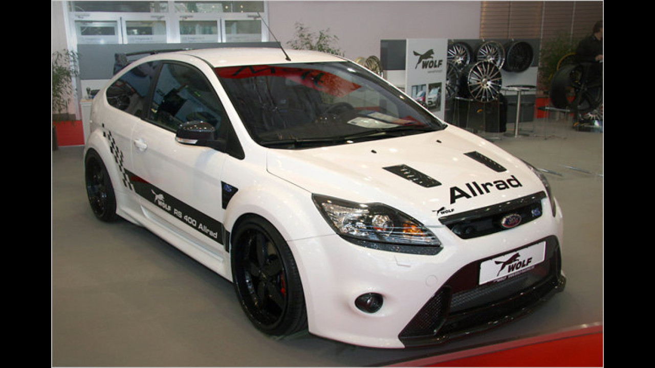 Wolf Ford Focus RS 400 Allrad