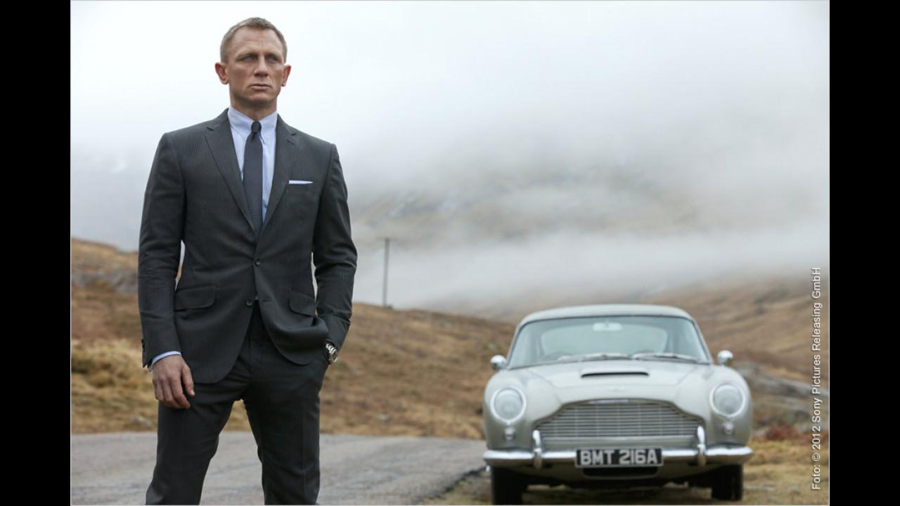 Skyfall (2012): Aston Martin DB5
