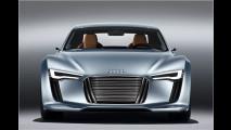 Audi e-tron in Detroit