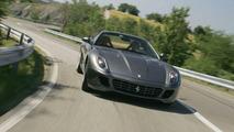 WCF Test Drive: Ferrari 599 GTB