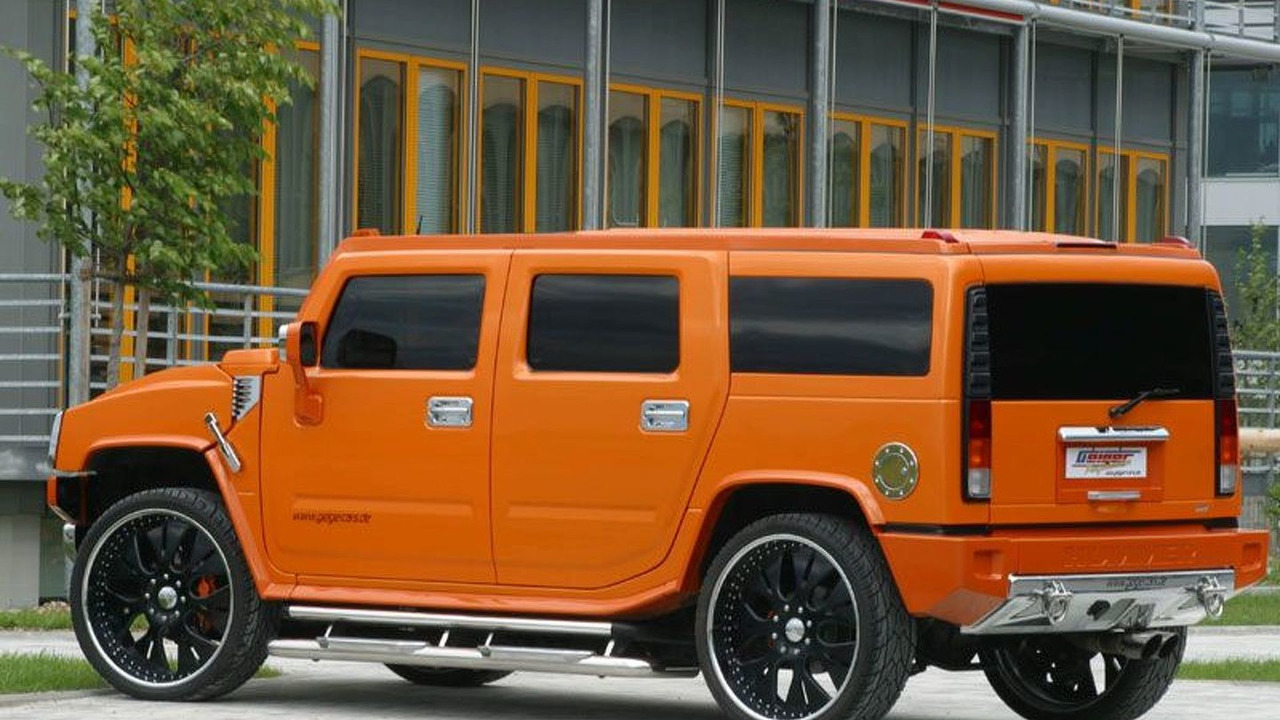 Hummer H2 by geigercars.de