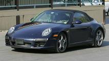 Spy Photos: Porsche 911 Cabrio Facelift