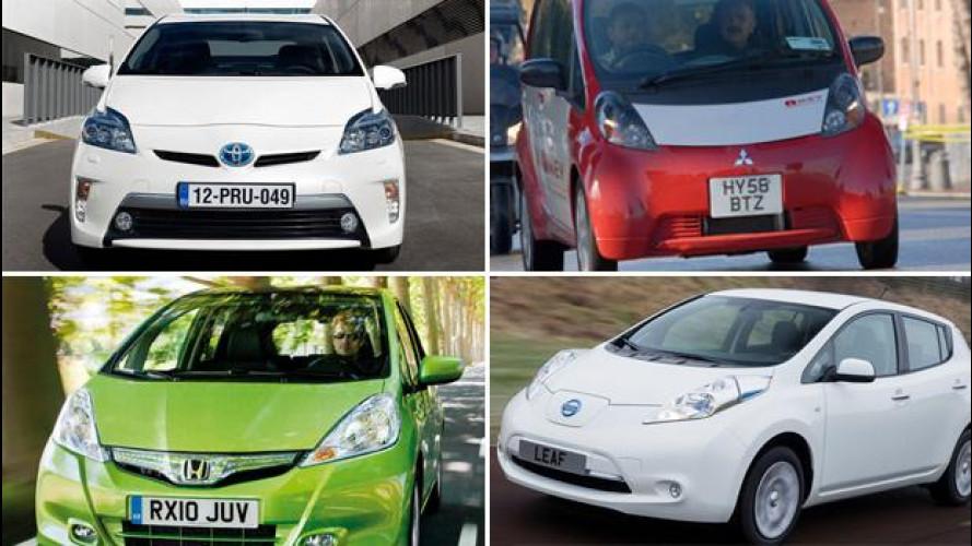 Maxi accordo in Giappone per le stazioni di ricarica delle auto elettriche