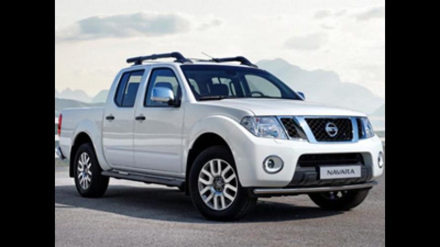 Nissan Navara, anche i pick-up sono high tech
