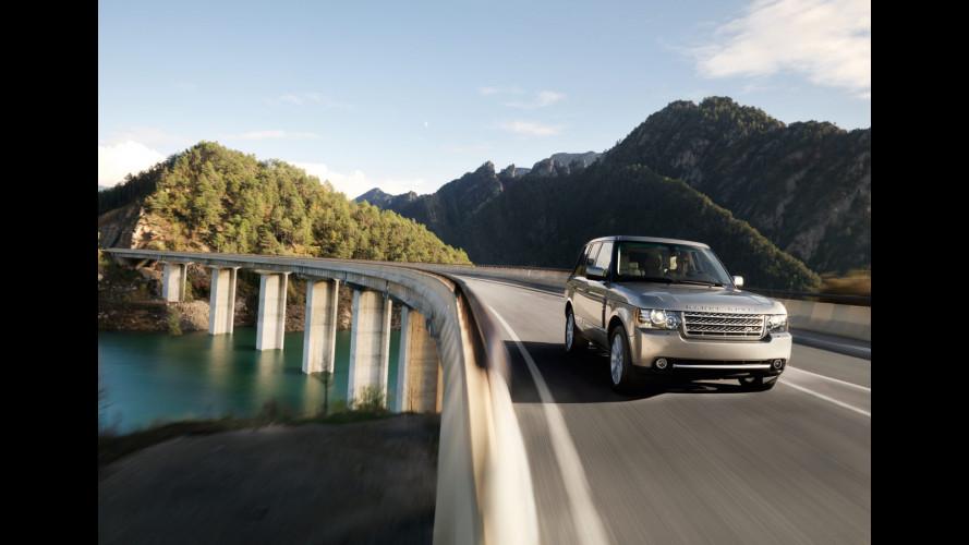 Range Rover Autobiography 2010