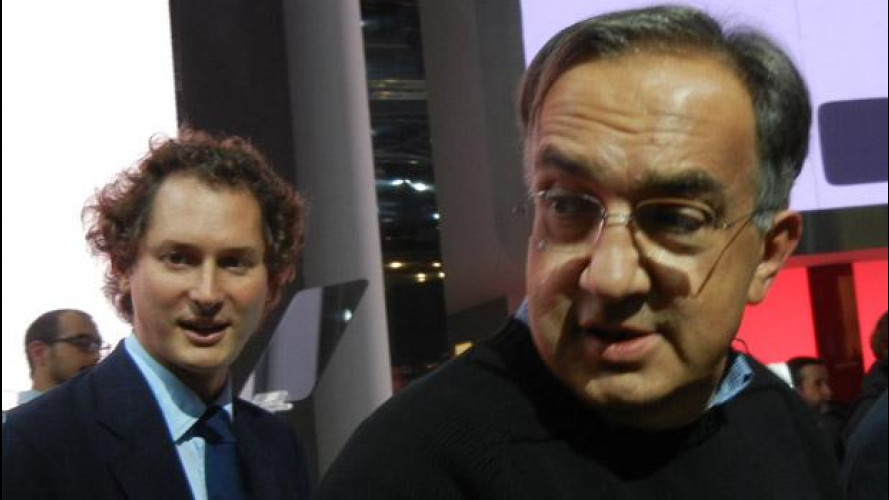 Fiat: Marchionne conferma al ministro Zanonato