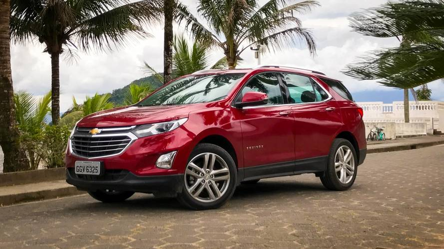 Meu fim de ano com... Chevrolet Equinox Premier