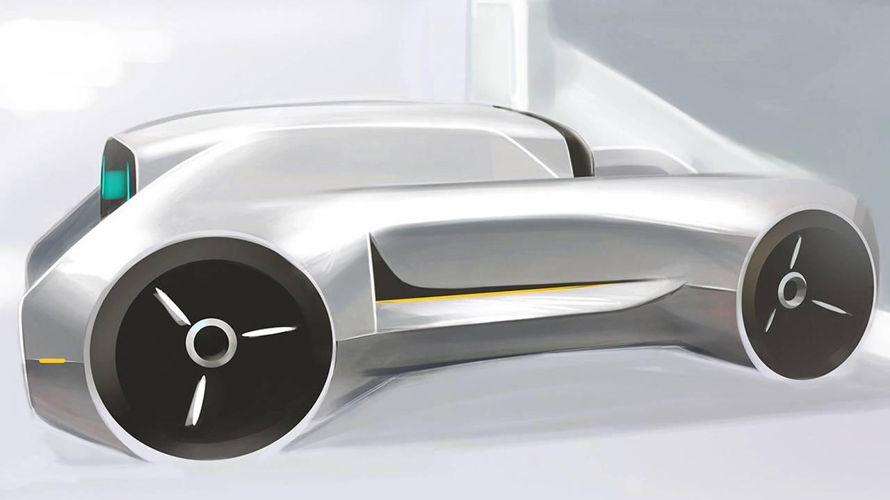 2050 Ford F-ic50 Intelligent Companion